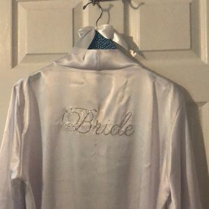 Other - NWT Bridal Robe for Bride